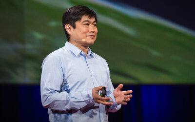 L'écho «reality first» de Joi Ito du MIT, TED X