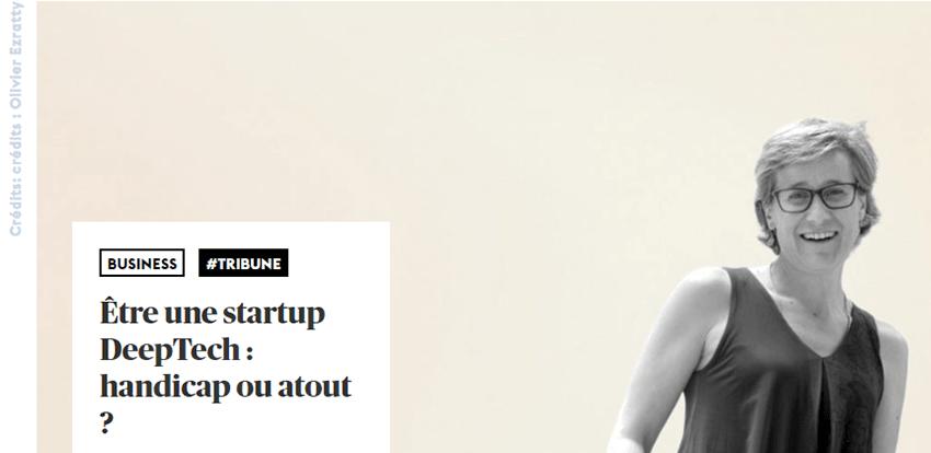 Être une startup DeepTech : handicap ou atout ?