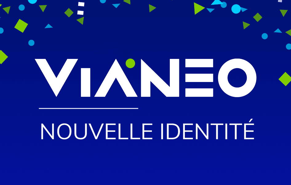 Vianeo : nouvelle identité