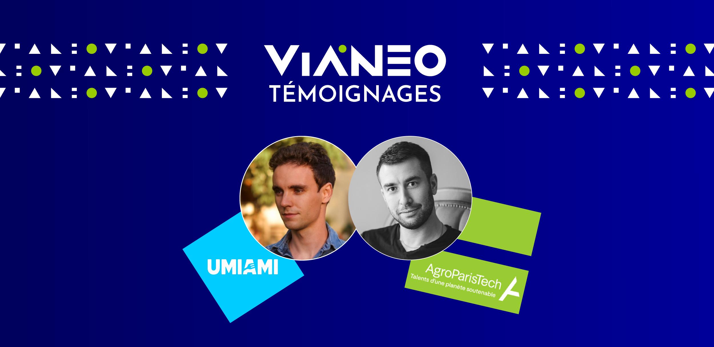 Témoignage UMIAMI x AgroParisTech x Vianeo